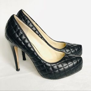 BCBG GENERATION Black Heels Size 6.5